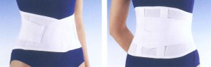 ラクールガードケアベルトDX腰部固定帯